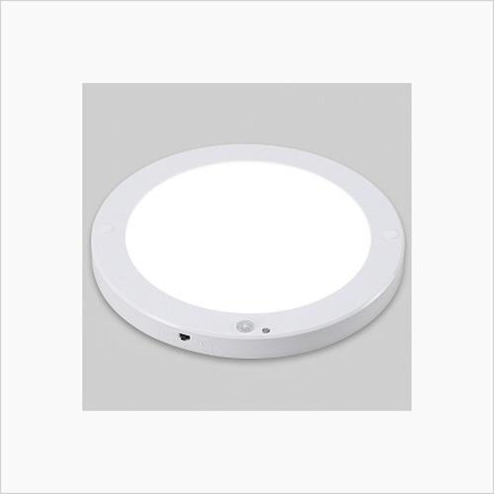 인테리어조명 원형 LED센서등 20cm 18W 주광색 철물용품 인테리어조명 LED벌브 LED전구 전구 조명 램프 LED램프 할로겐램프 LED등기구