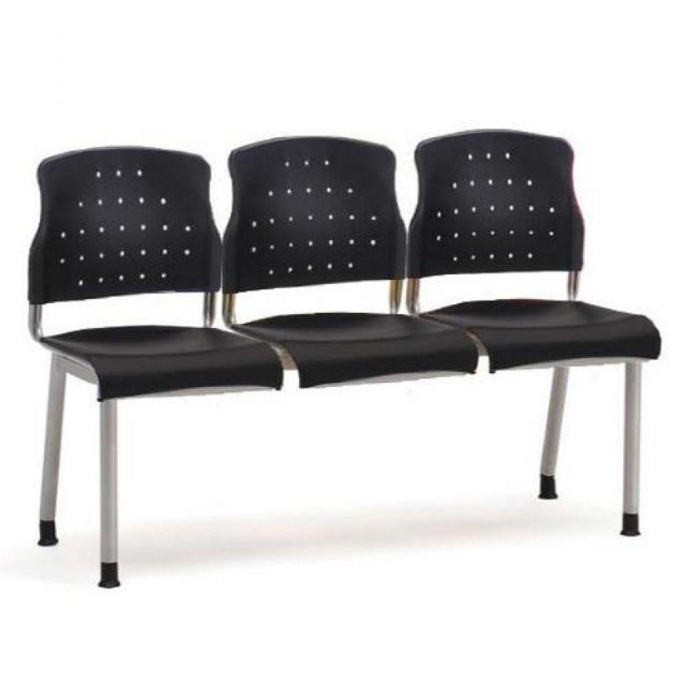3인용 연결의자 레인보우 팔무(올사출) 633 로비의자 휴게실의자 대기실의자 장의자 3인용의자 2인용의자 약국의자 대합실의자