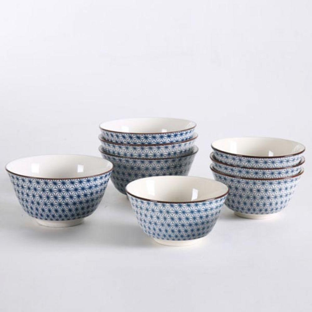 공대시리즈 루비공기 5P 예쁜그릇 밥그릇 그릇 밥그릇 예쁜그릇 그릇 주방용품 공기