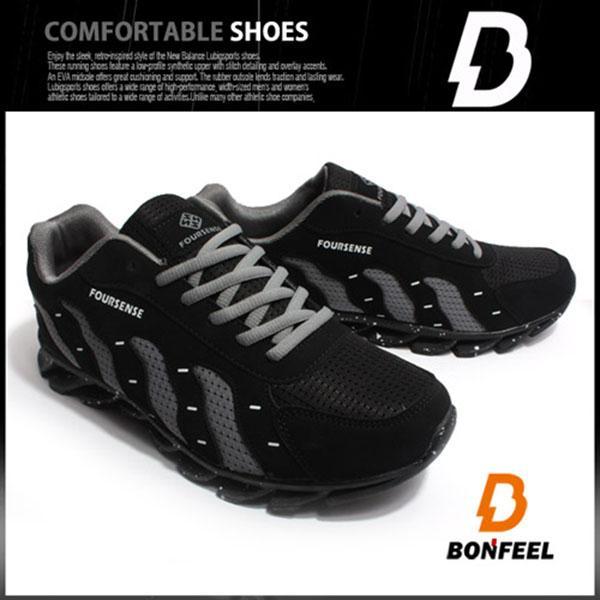 본필 남성 운동화 BFM-2612 (gray) 발이 편한 신발 남성운동화 남성런닝화 남성러닝화 패션운동화 기능성운동화 편한운동화 가벼운운동화