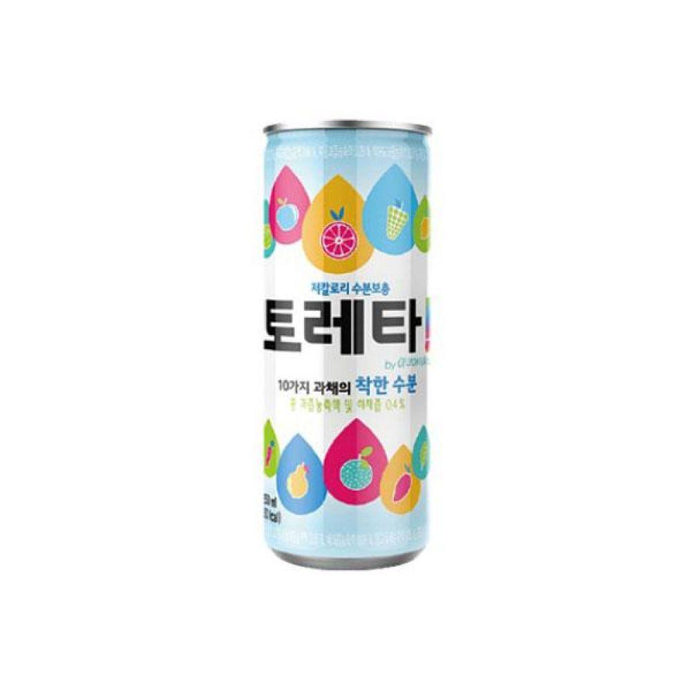 코카)토레타캔 240ml x 30개 음료 음료수 도매 박스단위 주스