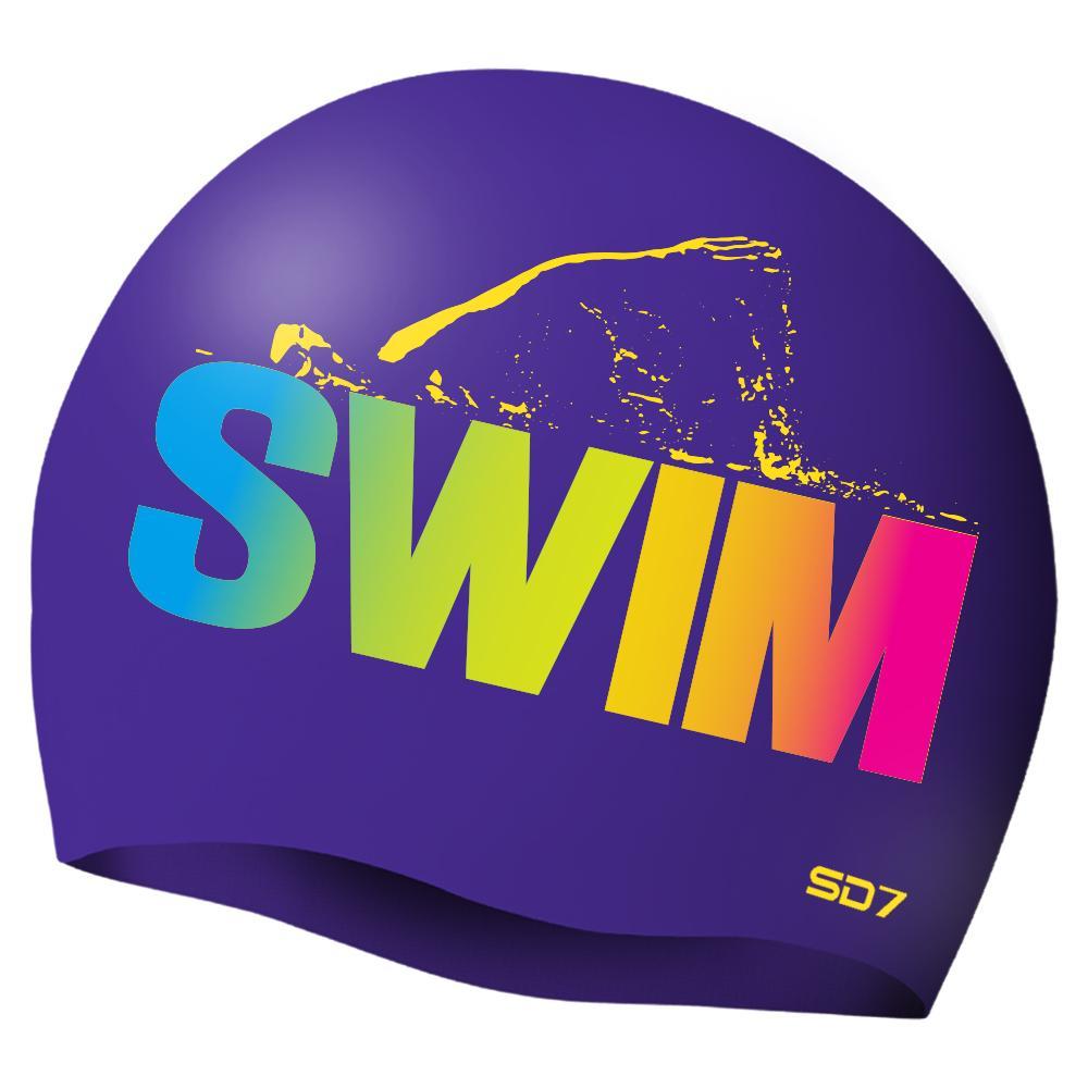 SGL-CA265 스윔자유형-NAV  SD7 실리콘수모 실리콘수모 수영모자 수영용품 수영모 수영수모