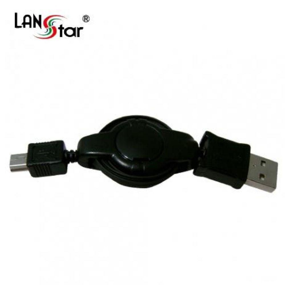 자동감김케이블 USB AM toMini 5PM 1M 컴퓨터용품 PC용품 컴퓨터악세사리 컴퓨터주변용품 네트워크용품