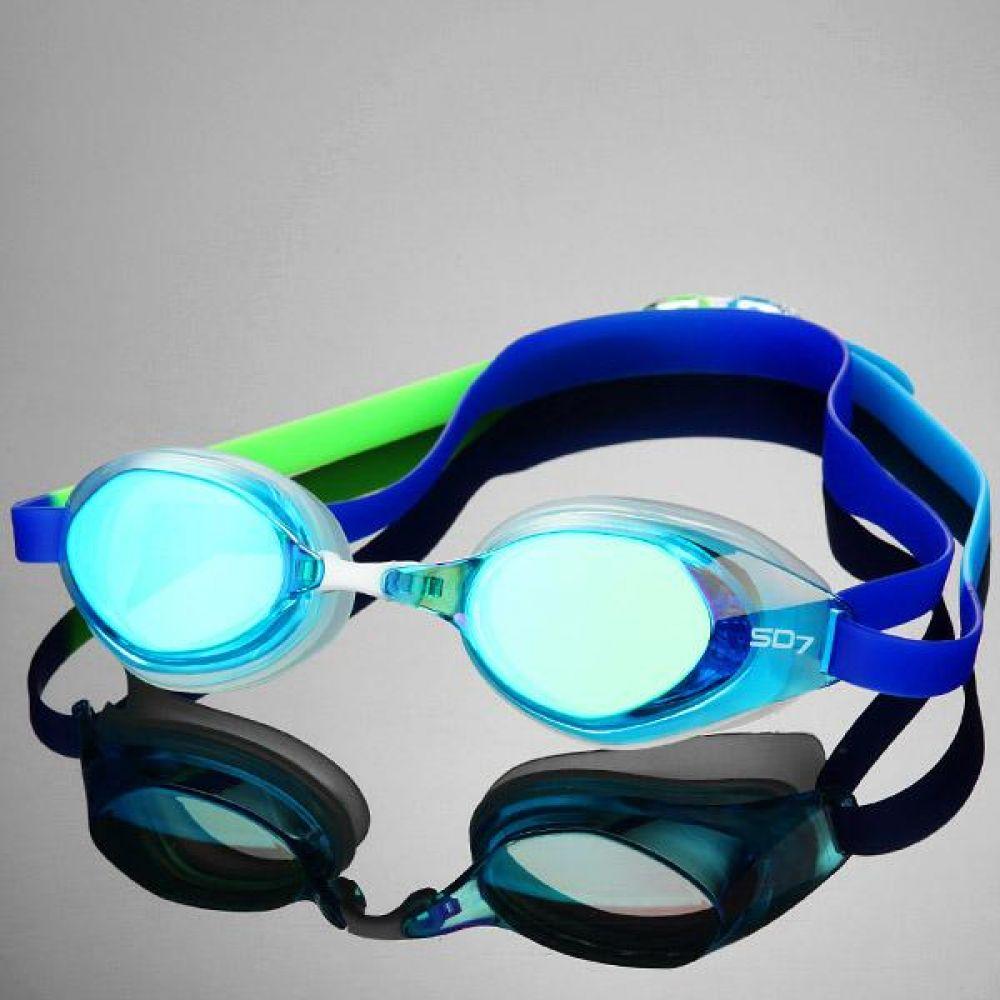 SGL-7800-BLCL SD7 아이큐브 선수용 수경 수영용품 물안경 남자수경 여자수경 성인물안경
