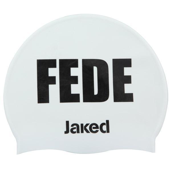 JWCUS99002-WHT FEDE 제이키드 실리콘수모 수영모자 수영용품 수영모 수중운동용품 캐릭터수영모