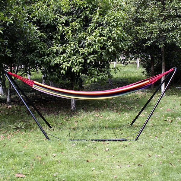 해먹 지지대 세트(200cm 100cm) 캠핑용품 해먹 해먹세트 해먹지지대세트 이동용해먹
