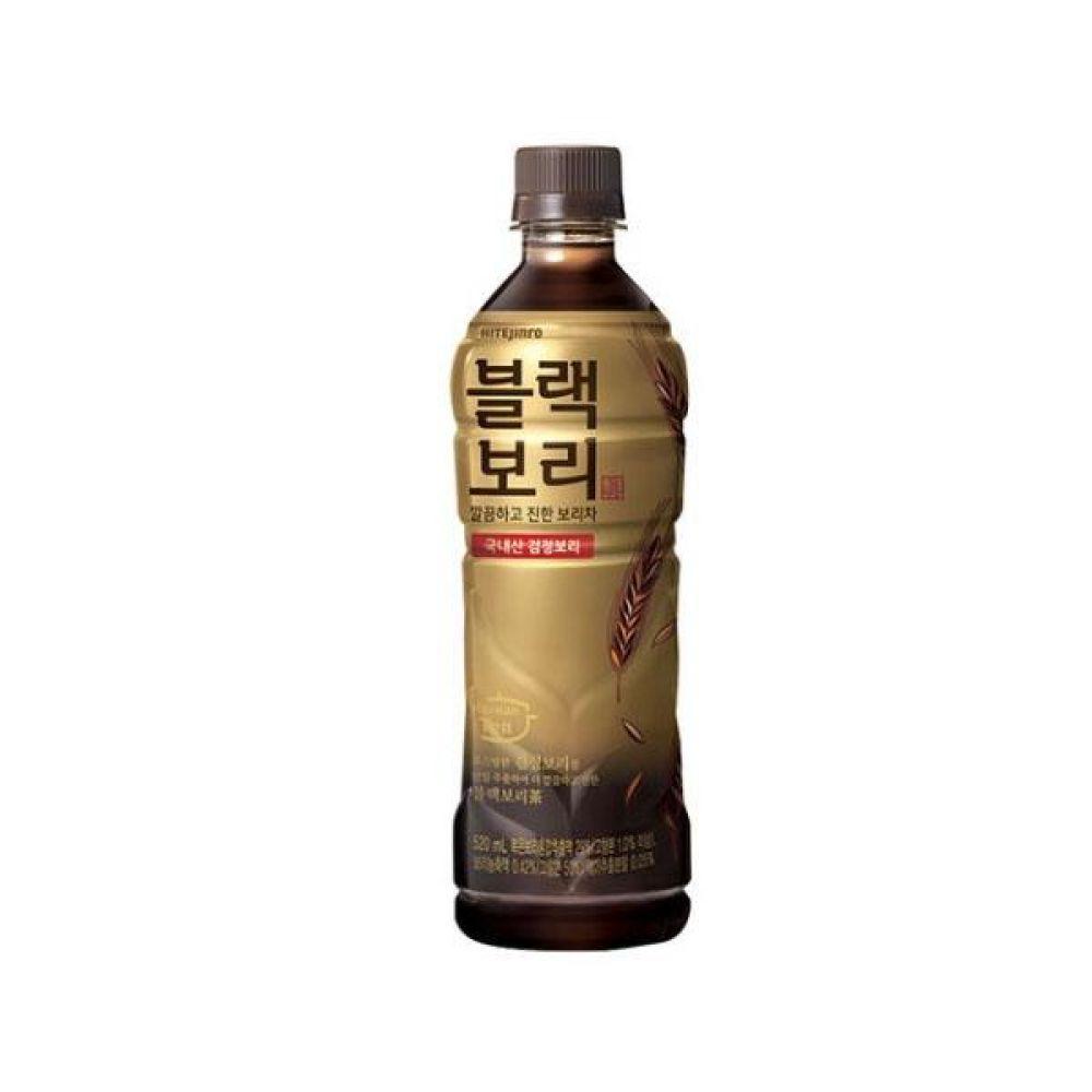 진로)블랙보리 520ml x 20개 음료 음료수 도매 박스단위 주스