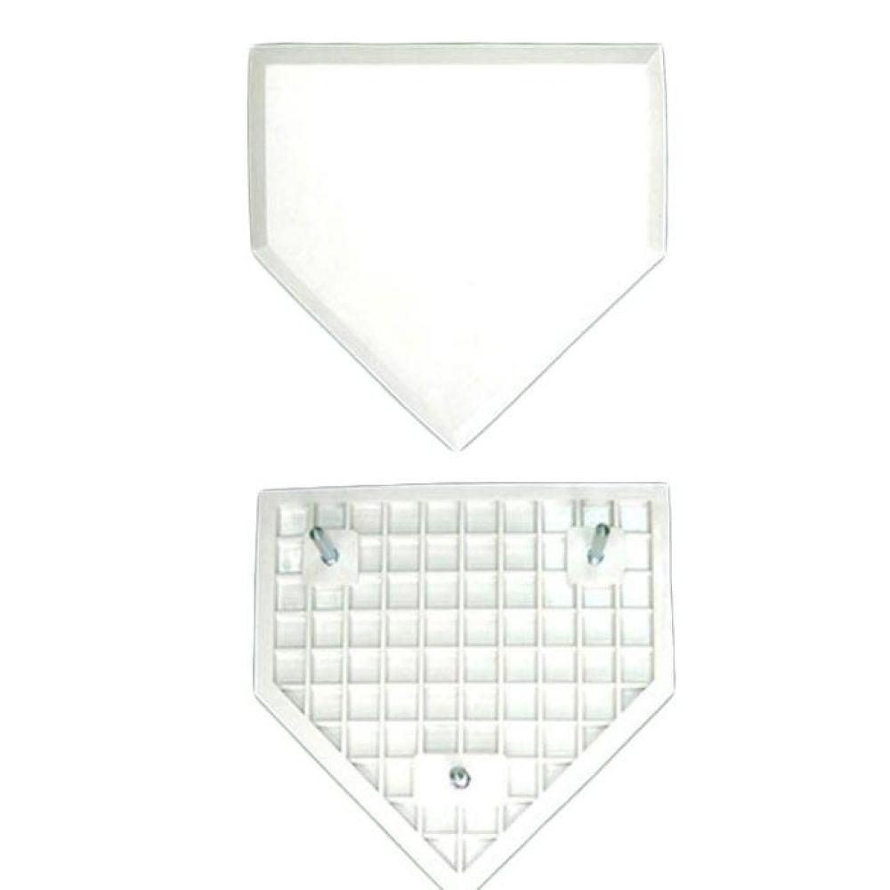 야구 홈플레이트 화이트 홈베이스 야구용품 홈베이스 홈플레이트 야구루베이스 야구홈플레이트
