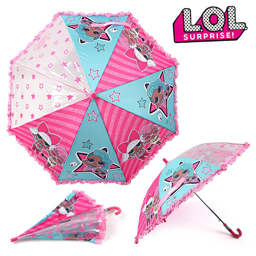 서울트레이딩 LOL 스트라이프 장우산 53 어린이 우산 아동우산 아동 캐릭터