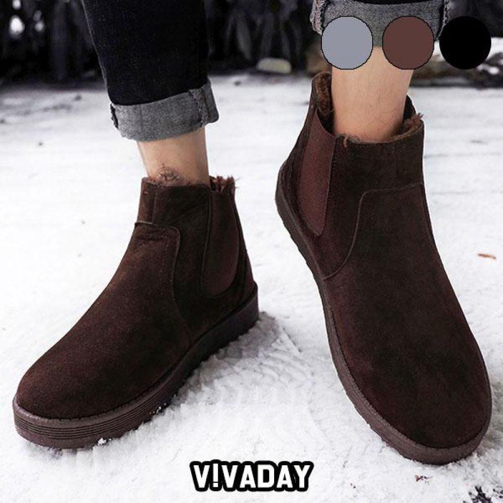 VIDS-SS230 남자방한부츠 스니커즈 로퍼 플랫 단화 운동화 데일리운동화 패션운동화 모카신 방한화 겨울신발