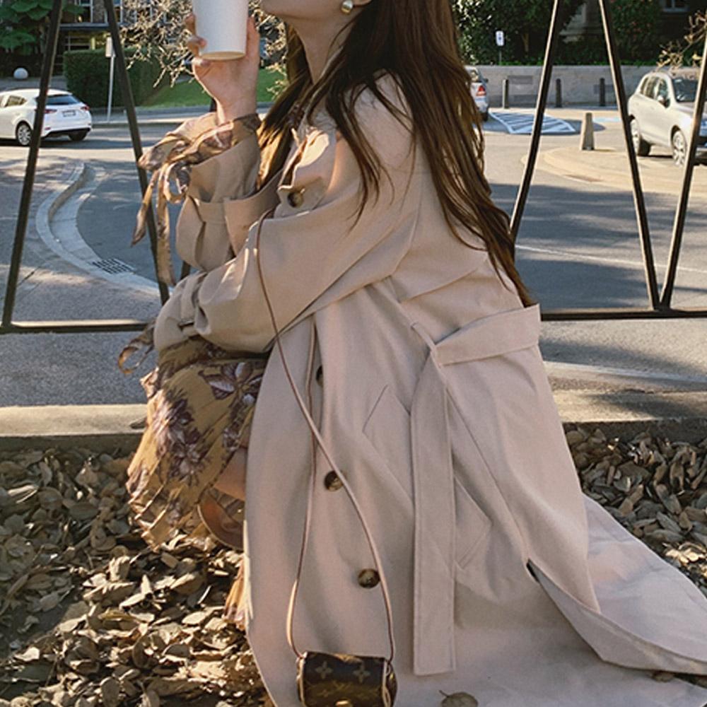 패션마켓4 트렌치코트 롱트렌치코트 베이직트렌치코트 트렌치코트 롱트렌치코트 베이직트렌치코트 가을트렌치코트 간절기트렌치코트 데일리코트 자켓 데일리룩 롱코트 롱자켓