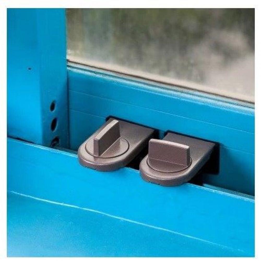 창문틀잠금장치 창문틀잠금장치/창문틀잠금 문잠금 문안전장치 창문안전장치 창문아이보호