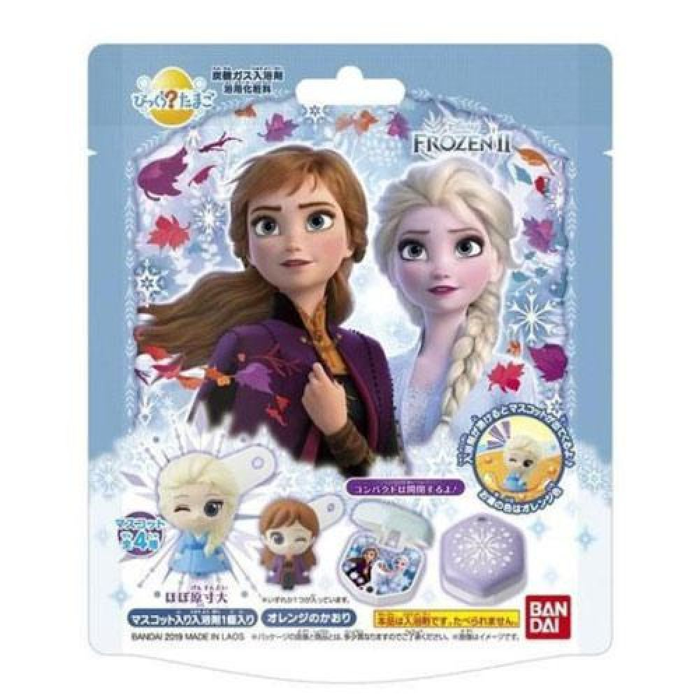 반다이 깜짝에그 시리즈 겨울왕국2 키즈바스볼(51740) 장난감 완구 토이 남아 여아 유아 선물 어린이집 유치원