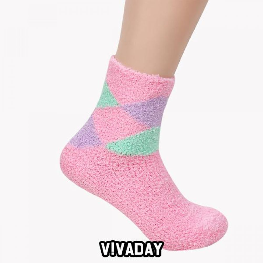 VIVADAY-YS49 양말세트 파스텔 5켤레혼합 양말 양말선물 양말선물세트 선물 명절선물 지인선물 신사양말 숙녀양말 여성양말 남성양말