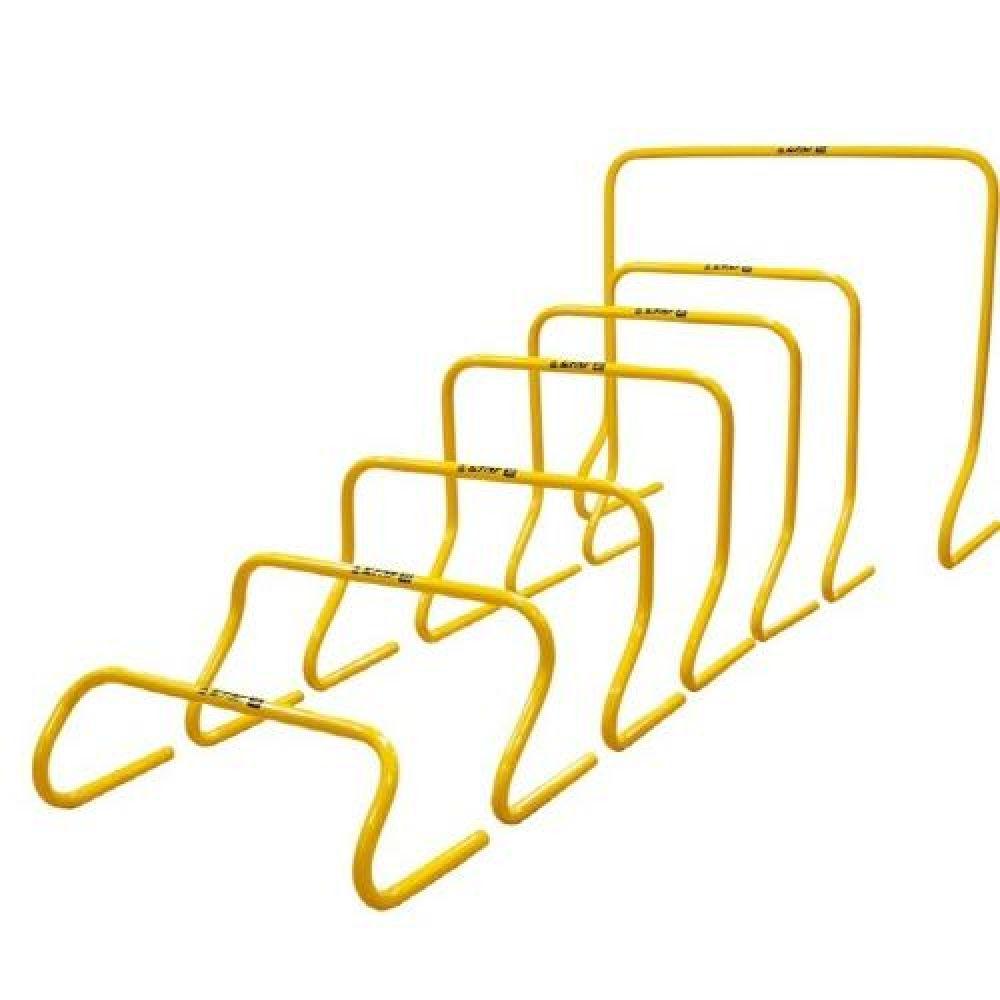 기초체력훈련 스타 일체형 미니허들 45cm x 45cm 1P 스포츠용품 운동용품 체육용품 육상용품 허들 일체형허들