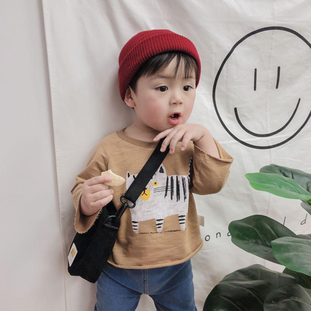 크앙 유아 티셔츠(0-5세) 203794 아기티셔츠 유아티셔츠 아기상의 유아상의 아기긴팔 유아긴팔 아기티 유아티 아기반팔티셔츠 유아반팔티셔츠