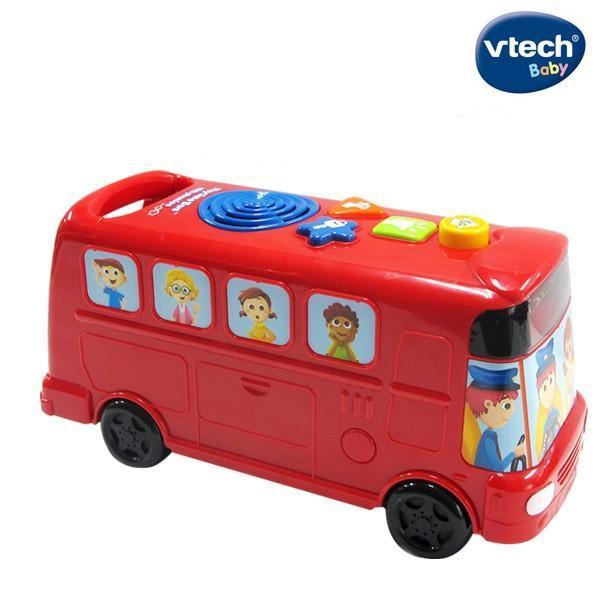 브이텍 알파벳 학습 버스(V64803) 유아완구 유아장난감 파닉스 알파벳 학습완구