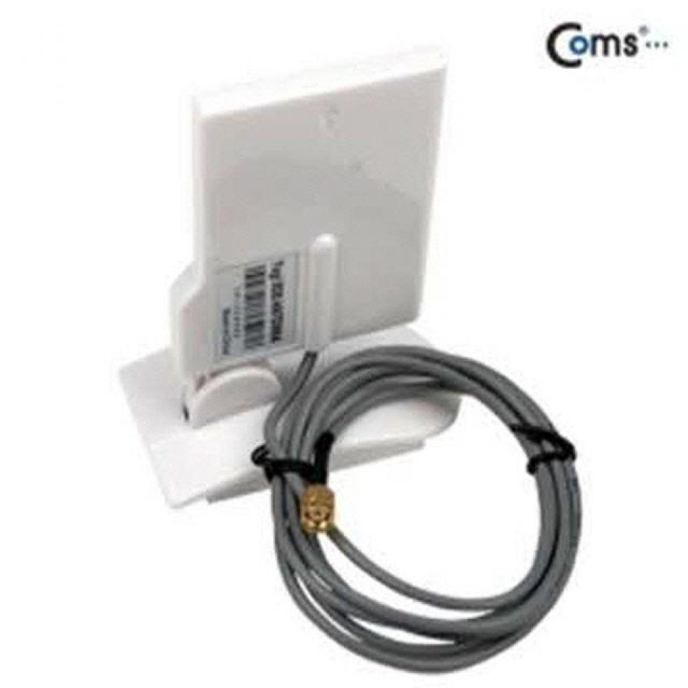 PCD A3982 컴스 RP-SMA 무선 안테나 9dbi 컴퓨터용품 PC용품 컴퓨터악세사리 컴퓨터주변용품 네트워크용품 무선공유기 iptime 와이파이공유기 iptime공유기 유선공유기 인터넷공유기