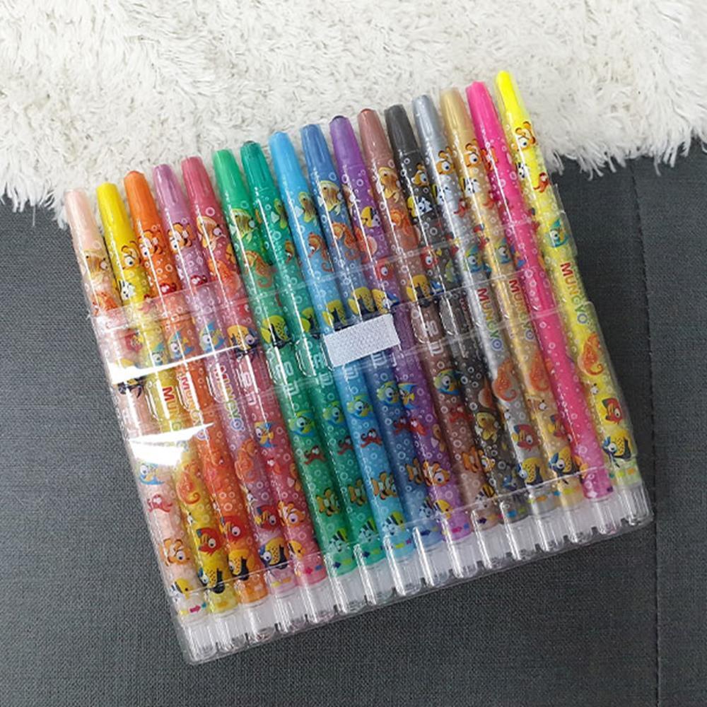 색연필 16색 문구용품 연필색연필 색연필세트 학용품 사무용품 미술용품 색연필세트 연필색연필 문구용품