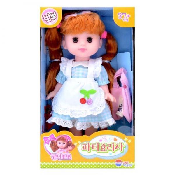 키즈원토이 큐티뽀뽀 파티요리사(00123) 장난감 완구 토이 남아 여아 유아 선물 어린이집 유치원