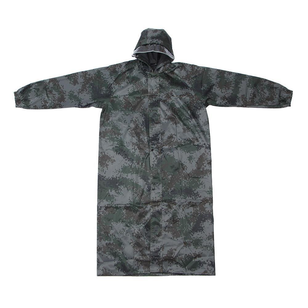 롱레인코트 XXXL 밀리터리 낚시우의 배달용우의 우비 비옷 우비옷 우비 판초비옷 방수코트