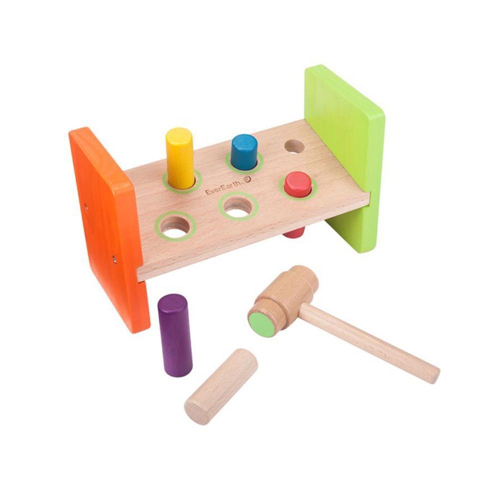 선물 장난감 어린이 교육 놀이 완구 파운딩벤치 조카 유아원 장난감 2살장난감 3살장난감 4살장난감