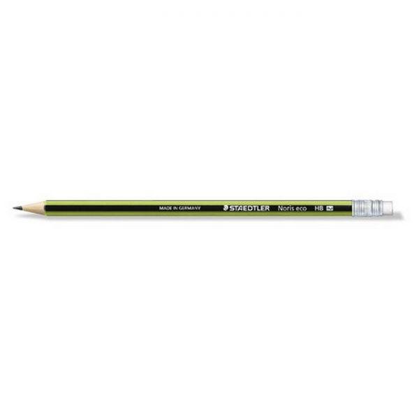 WOPEX 지우개 연필 182 30-HB 12자루 123864 WOPE 지우개 연필 182 30-HB 12자루 STAEDTLER 스테들러 스태들러