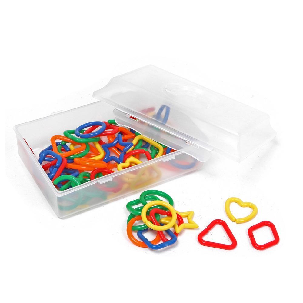 어린이 유아 만들기 장난감 블록 고리 블럭 리빙 박스 퍼즐 블록 블럭 장난감 유아블럭