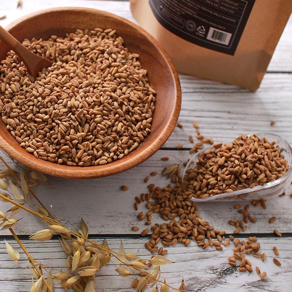 내츄럴 캐나다 볶은 통귀리간식 와사비맛 영양스낵 볶은귀리 통귀리 스넥 간식 식이섬유 볶은통귀리 영양간식