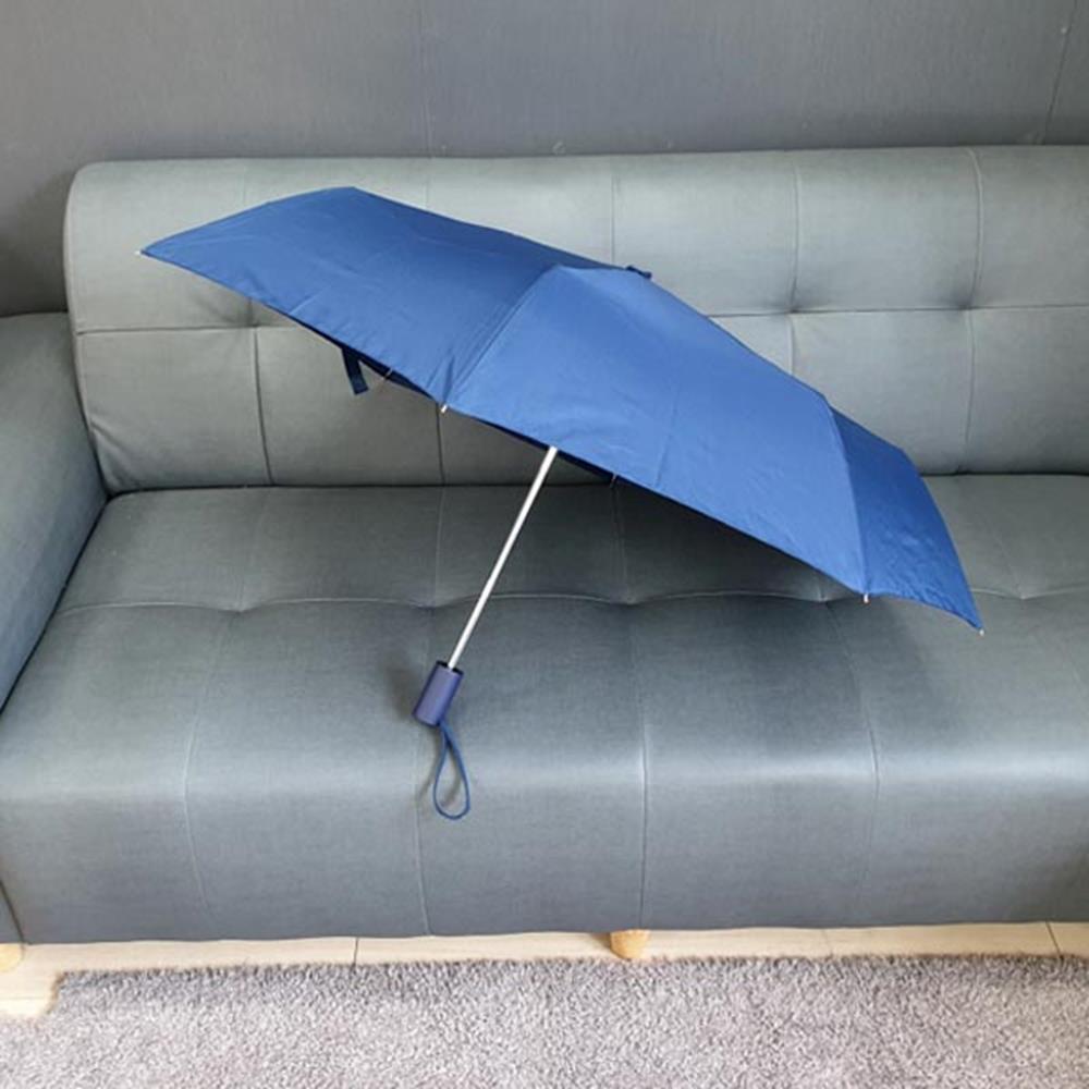 우산 색상랜덤 3단 폰지무지 자동 예쁜우산 3단우산 접는우산 3단우산 자동우산 휴대용우산 양산