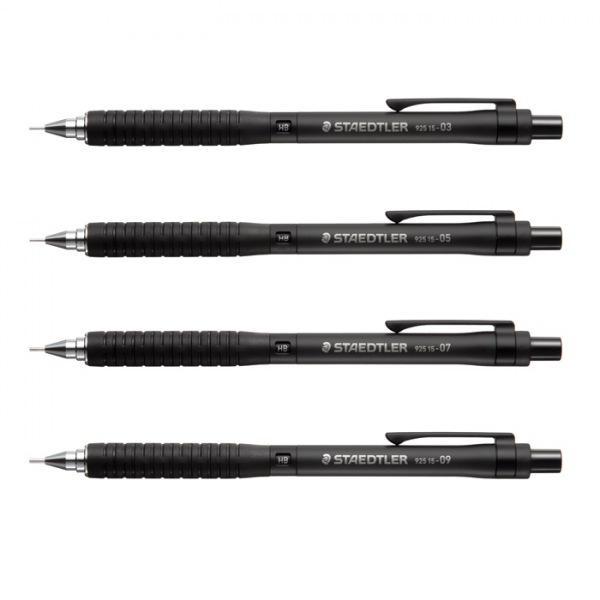 스테들러 925 15 샤프 스테들러 STAEDTLER 그라파이트 925 15 샤프 수입펜 수입볼펜 볼펜 연필