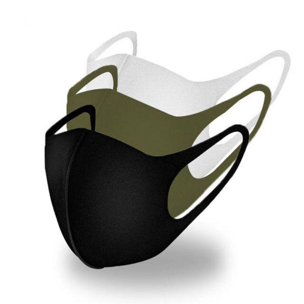 빨아쓰는 3D입체 블랙마스크 마스크 마스크 입체마스크 블랙마스크 면마스크 재사용마스크 3D입체마스크