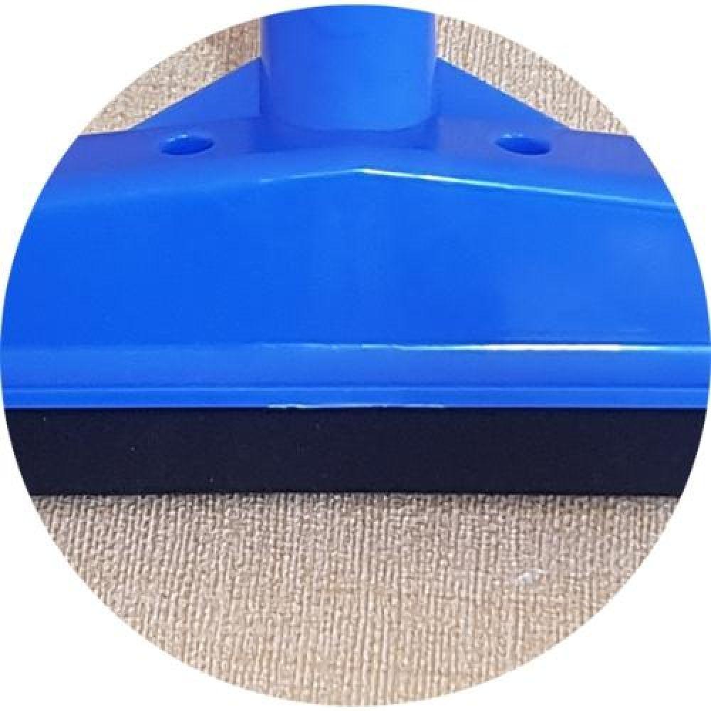 건물 바닥청소용 PVC 이중밀대 75cm 공자루별매 청소용품 청소도구 바닥청소용품 바닥물청소용품 물밀대 바닥청소밀대