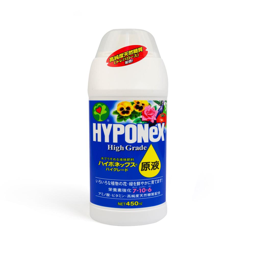 하이포넥스 하이그레이드 원액 450ml  식물영양제 비료 영양제 식물영양제 하이포넥스영양제 분갈이흙 화분 플라스틱화분 꽃화분 퇴비 배양토
