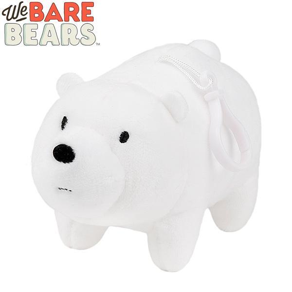 위 베어 베어스 가방고리-아이스베어(15cm) 위베어베어스인형 위베어인형 아이스베어 판다 그리즐리 곰인형 베어인형 캐릭터인형 봉제인형 봉제완구