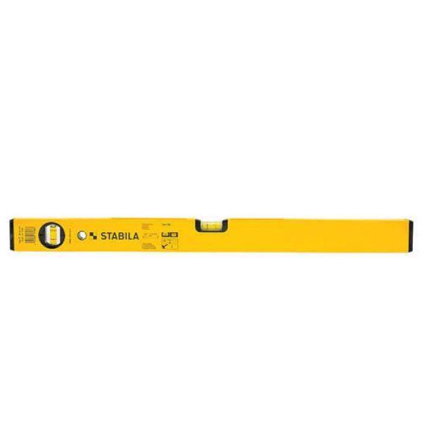스타빌라 알루미늄 수평 2000mm 80인치 4220107 레벨기 수평기 수평 측정기 측정공구