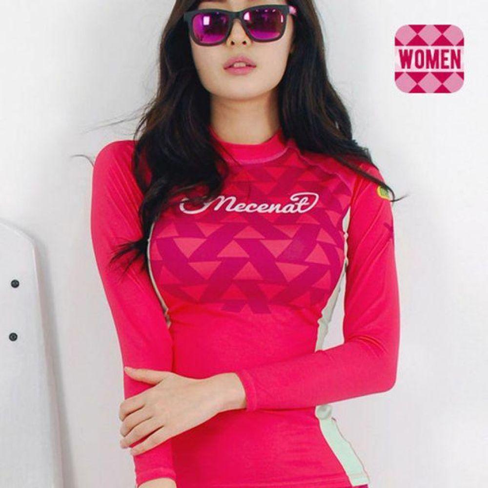여자 수영복 비치웨어 래쉬가드 긴팔 크롭탑 (페를라) 여성래쉬가드 여성래쉬가드세트 집업래쉬가드 여성집업래쉬가드 루즈핏래쉬가드 비치웨어 수영복