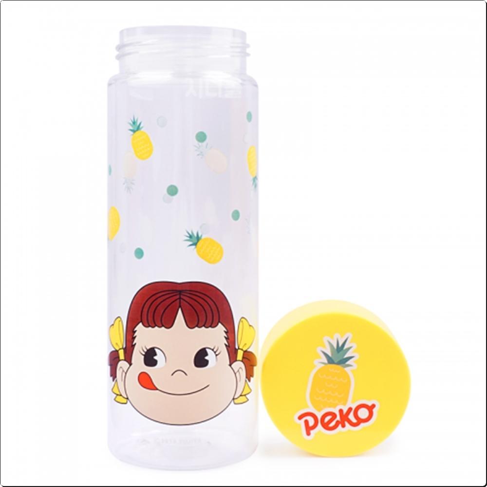 페코포코 페이스 클리어보틀 500ml 파인에플(046958) 캐릭터 캐릭터상품 생활잡화 잡화 유아용품