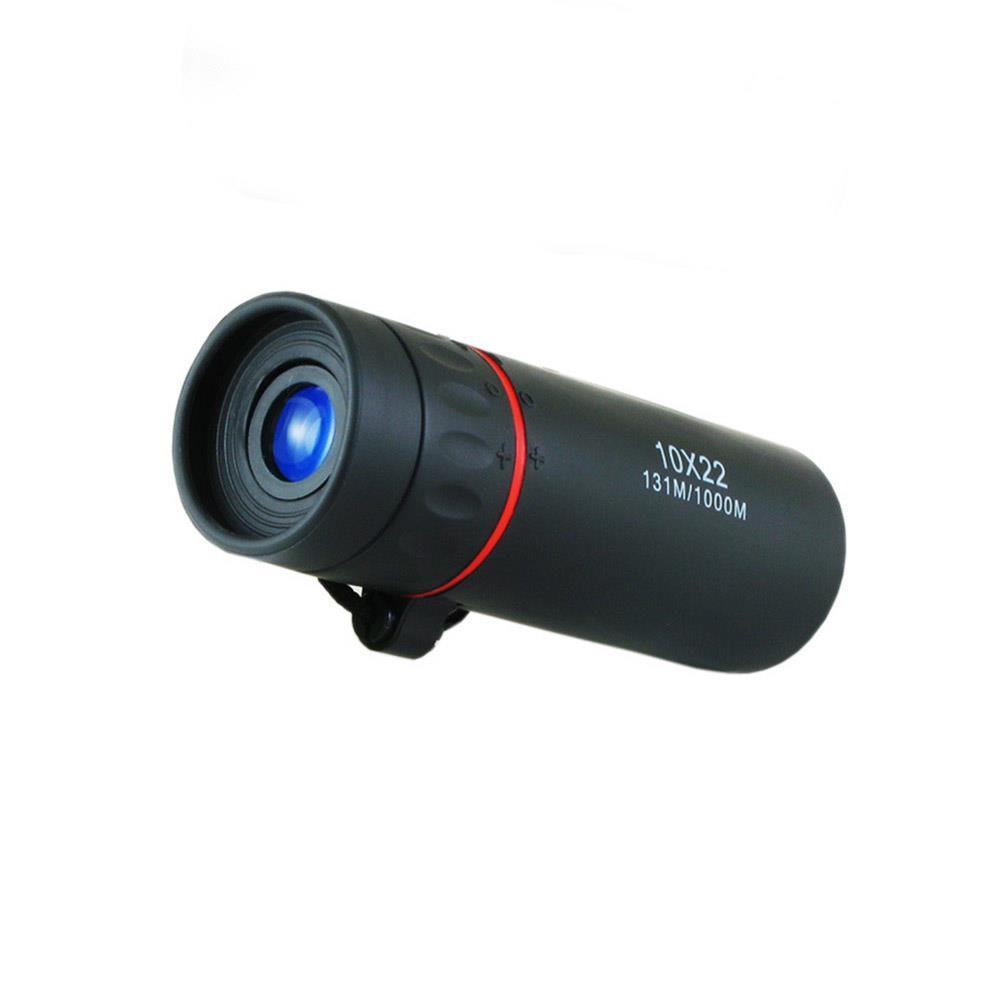 고성능 망원경 휴대용 10x22 단안경 군용망원경 단안경 소형망원경 낚시망원경 콘서트망원경 미니망원경