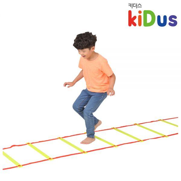 [키더스] 스텝레더 유아체육 축구 트레이닝 훈련 사다리