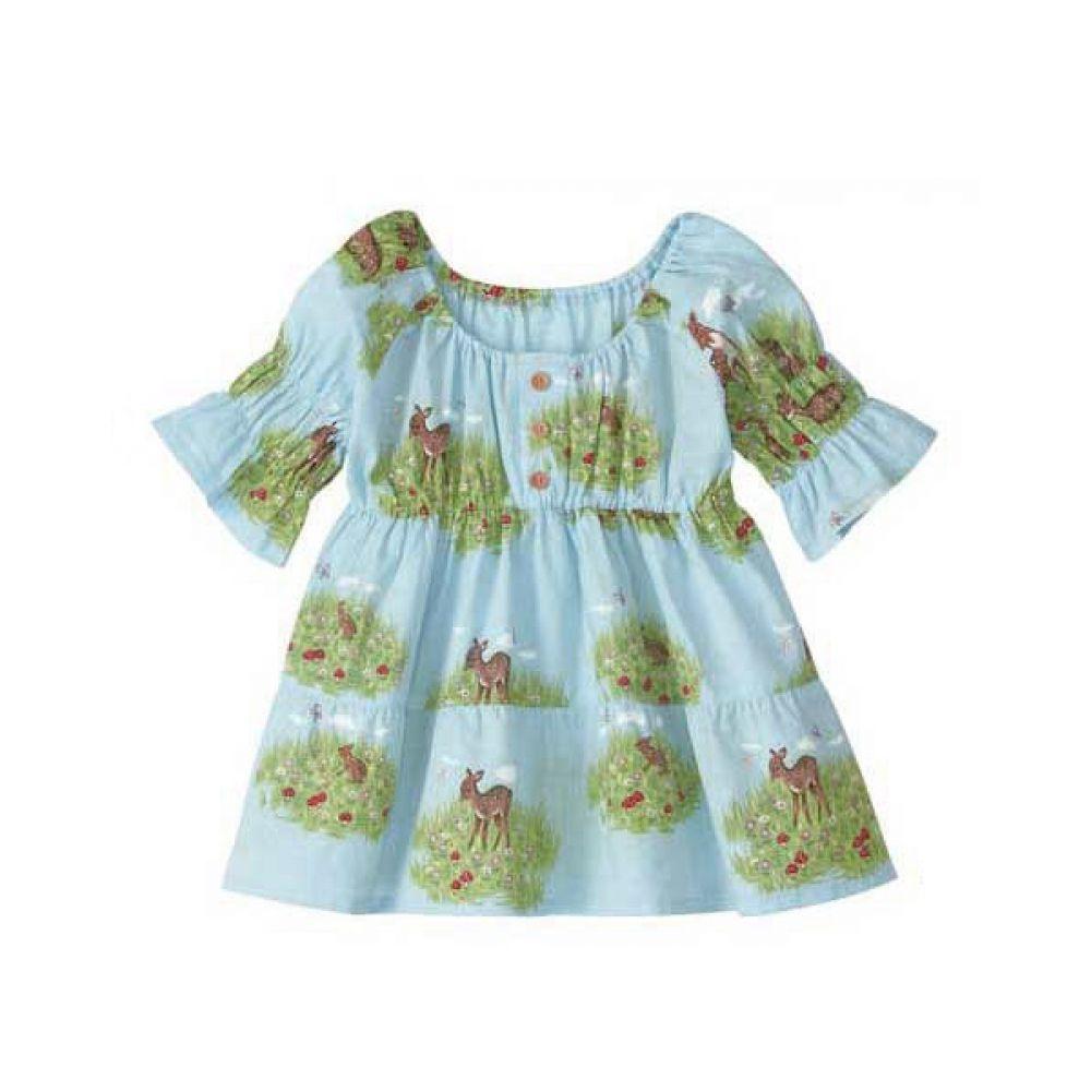 엄마와 함께 동화적 소재 원피스 (6개월-4세) 202037 원피스 롬퍼 아기옷 신생아옷 엠케이 조이멀티