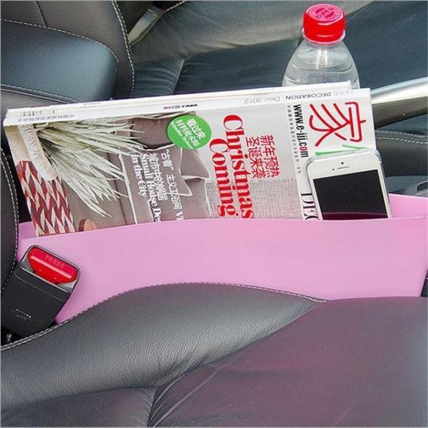 차량용 틈새 수납함 사이드 포켓 수납 정리