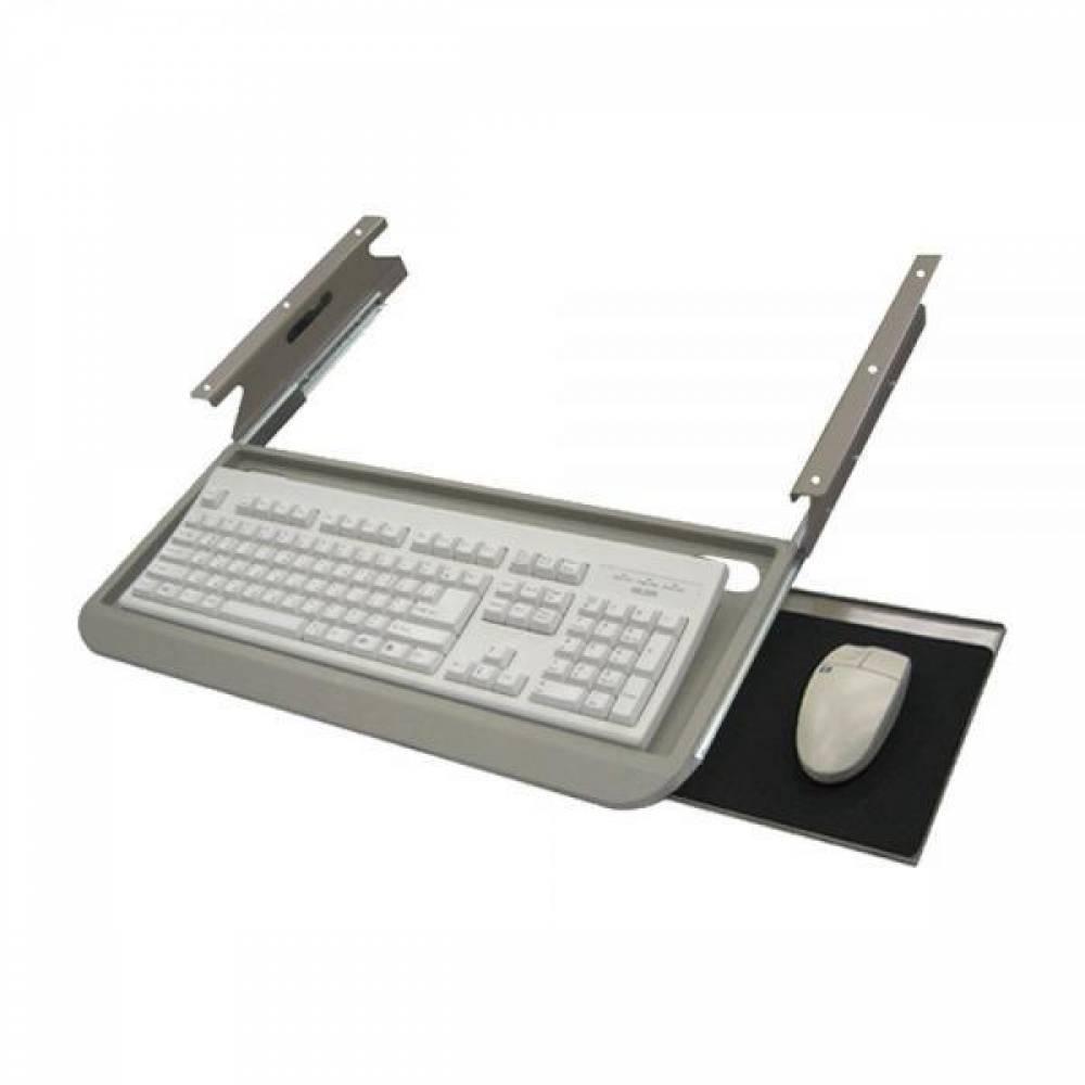 IN-600-1 키보드받침대 마우스패드 키보드트레이