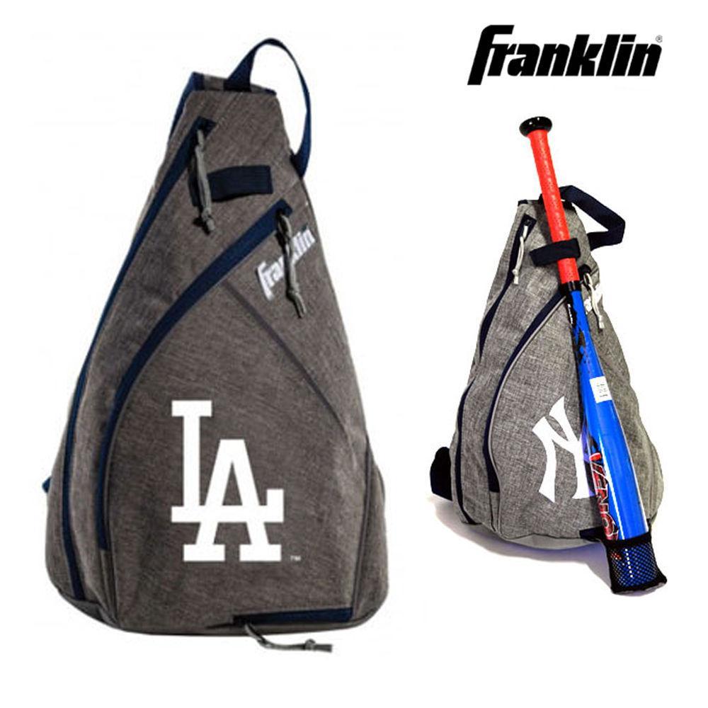 프랭클린 MLB 야구 슬링백 LA다저스 (76042F19) 야구가방 야구백팩 슬링백 스포츠백 야구슬링백