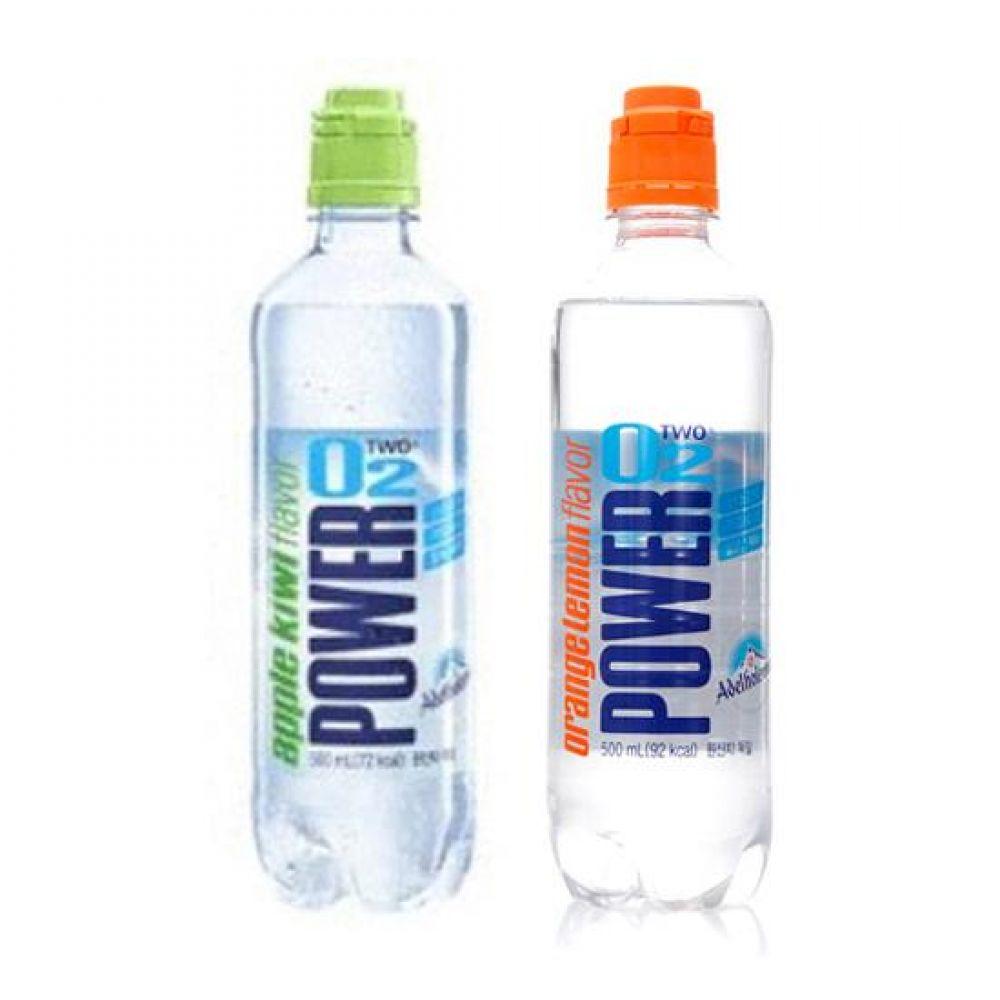농심 파워오투(500ml)x24개 에플키위/오렌지레몬 음료 음료수 음료수도매 이온음료 파워오투