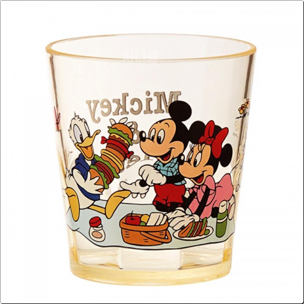 디즈니 미키마우스 프렌즈 아크릴컵(옐로우)(421945) 캐릭터 캐릭터상품 생활잡화 잡화 유아용품
