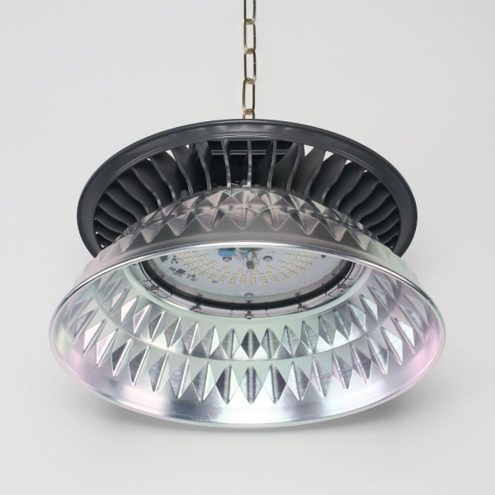 LED공장등 100W AC 체인형 124884 인테리어조명 공장등 조명 창고 산업등