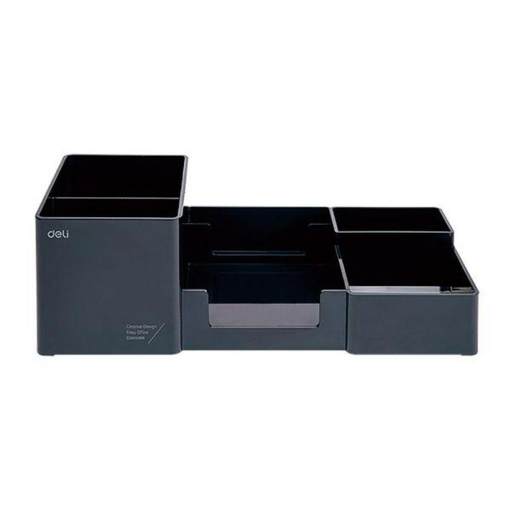 DELI 델리 데스크용품 오거나이저 EZ00220 델리 책상정리함 수납함 데스크오거나이저 00220 데스크정리함 책상정리 멀티박스