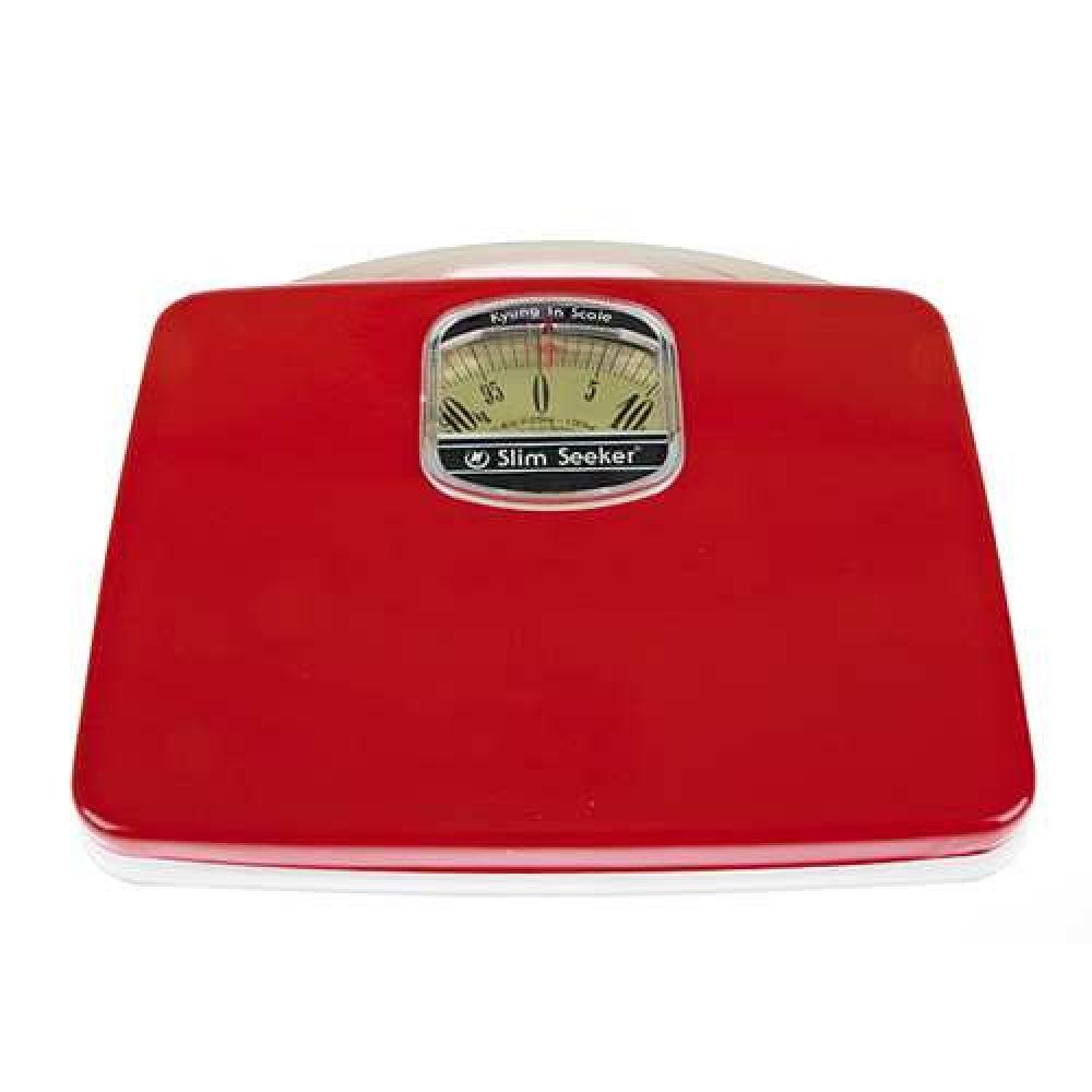 슬림시커 체중계 아날 체지방측정 다이어트 아날로그 다이어트 체중계 체지방측정 아날로그 체지방