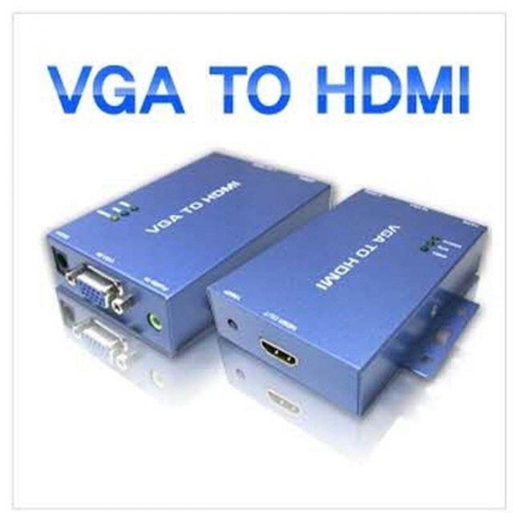 L VGA TO HDMI 컨버터 VGA2HD 컴퓨터용품 PC용품 컴퓨터악세사리 컴퓨터주변용품 네트워크용품 인버터 시리얼케이블 정류기 광커넥터 아답터 rgb컨트롤러 아두이노 1394케이블 랜선 파워써플라이